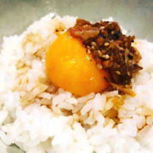 卵かけご飯withハオチージャン